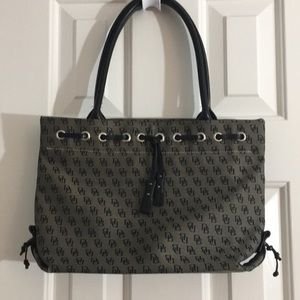Dooney & Bourke gray bag